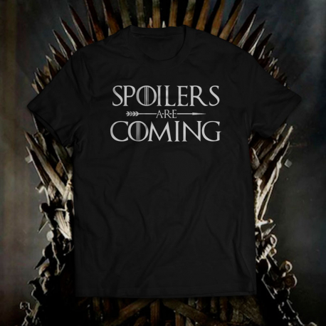 Spoilers Are Coming