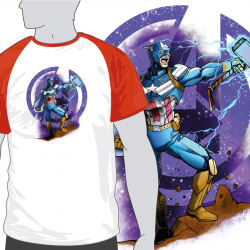 Capitan America Avenger [tak]