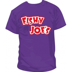 Camiseta Fishy Joe's