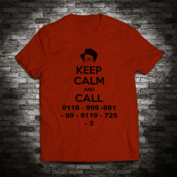 Keep Calm Call IT Crowd