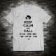 Keep Calm Call IT Crowd