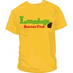 Camiseta Lemmings Suicide Club