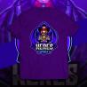 Camiseta Keres Esports Personalizada Espalda