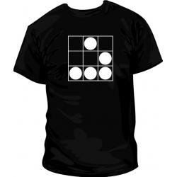 Camiseta logo hacker