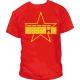 Camiseta estrella hacking