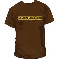 Camiseta Hacker
