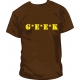 Camiseta G*E*E*K