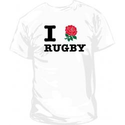 Camiseta 6 Naciones Inglaterra