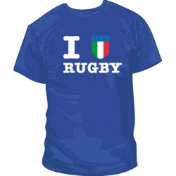 Camiseta 6 Naciones Italia