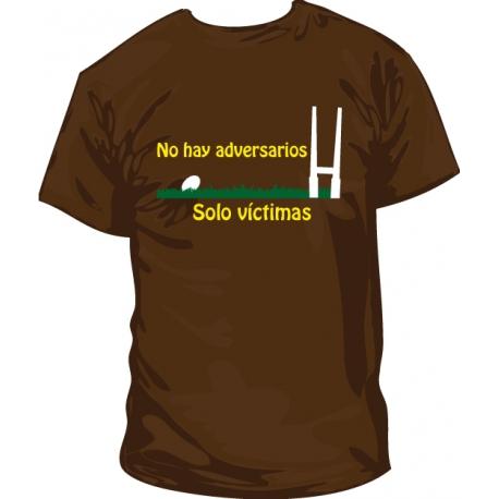 Camisetas No hay adversarios