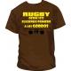 Camiseta Rugby niños gordos