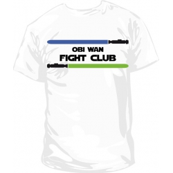 Camiseta Obi Wan Fight Club