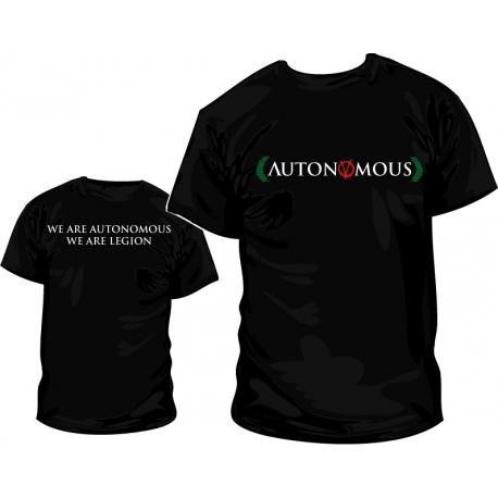 Camiseta Autonomous